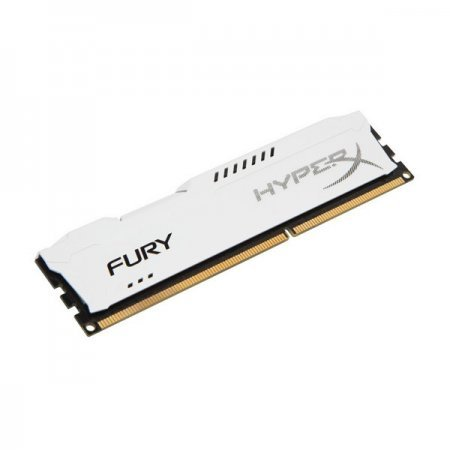 Memoria Kingston HyperX Fury White 4GB DDR3 1600MHz