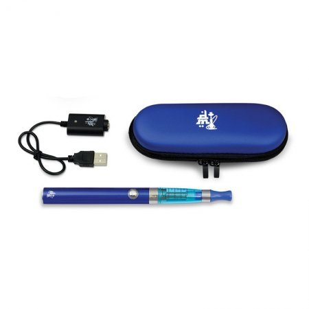 Kit Cigarrillo Electronico Diamond Mist E-Cigarette Azul Oscuro