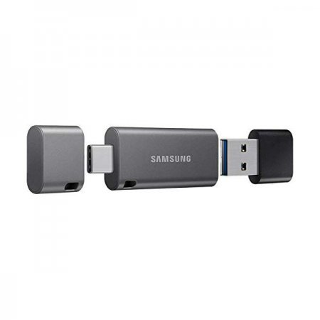Pendrive 32GB Samsung DUO Plus USB Tipo C + USB 3.1