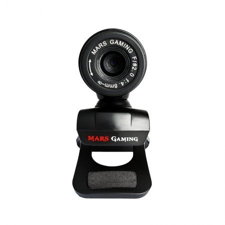Webcam con Micrófono Mars Gaming MW1 640P