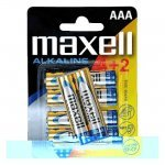 Pila Alcalina AAA Maxell pack 4+2 uds (LR03)