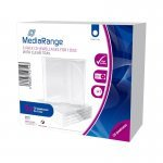 MediaRange Caja CD Jewel Bandeja Transparente Pack 5 ud