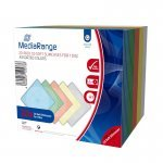Mediarange CD Estuche Slim Case Colores Pack 20 Uds