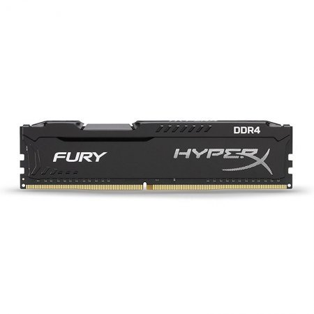 Memoria Kingston HyperX Fury Black 16GB DDR4 2133MHz CL14 Dual Rank