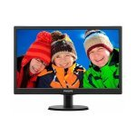 "Monitor Philips V-line 193V5LSB2 18.5"" LED"