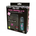Muc-Off 996 Go Kit Portable Cleaning Kit (35ml Cleaner + Cloth)