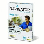 Papel Multifuncion Navigator Home Pack DIN-A4 80g/m2 250 pcs
