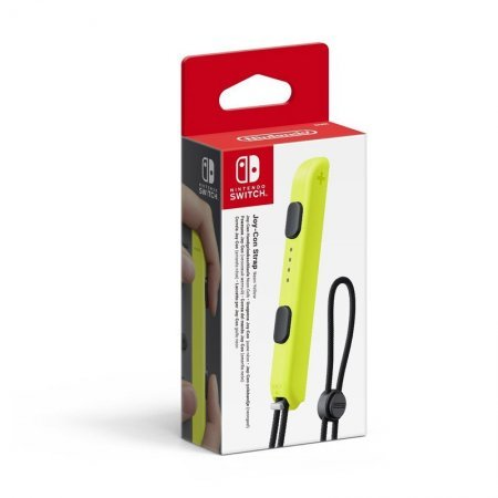 Nintendo Switch Correa Mando Joy-Con Amarillo
