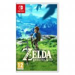 Nintendo Switch Juego The Legend of Zelda: Breath of the Wild