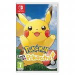 Nintendo Switch Juego Lets Go Pikachu