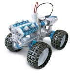 Kit Juguete Educativo Cebekit Car-kit 4x4 Thunderbird (C-7105)