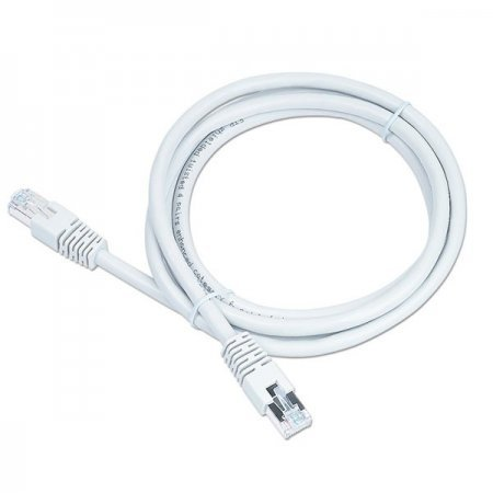 Gembird - Cable de Red UTP Cat6 Alogeno 2Mts Gris