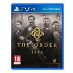 PS4 Juego The Order: 1886