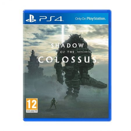 PS4 Juego Shadow Of The Colossus