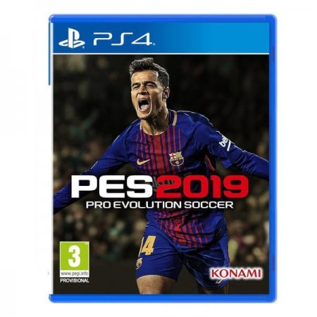 PS4 Juego PES 2019 Pro Evolution Soccer