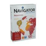 Papel Multifuncion Navigator Presentation DIN-A4 100g/m2 500 pcs
