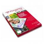 Pergamy Papel Foto Glossy 180 G/m2 Pack 50 uds Inkjet DIN-A4