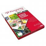 Pergamy Papel Foto Glossy 260 G/m2 Pack 50 uds Inkjet DIN-A4