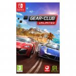 Nintendo Switch Juego Gear Club Unlimited