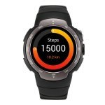Smartwatch Leotec Black Diamond Grey