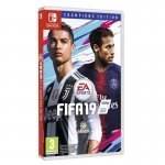 Nintendo Switch Juego FIFA 19 Champions Edition