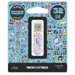 Pendrive 32GB Tech1Tech TEC4003-32 Music Dream