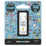 Pendrive 32GB Tech1Tech TEC4007-32 Noestuyo