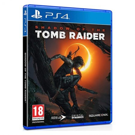 PS4 Juego Shadow Of The Tomb Raider