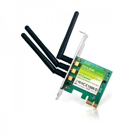 TP-Link PCI Express TL-WDN4800 Wifi N 450Mbps