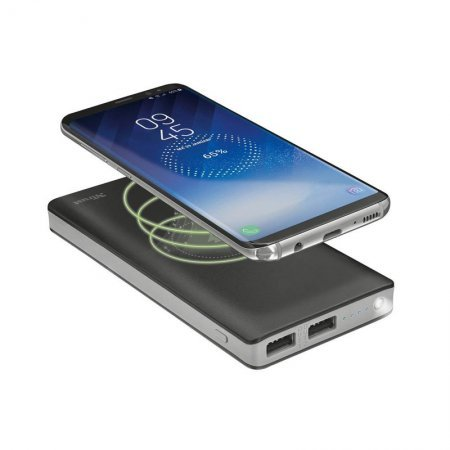 Power Bank Inalámbrica Trust 22823 8000mAh