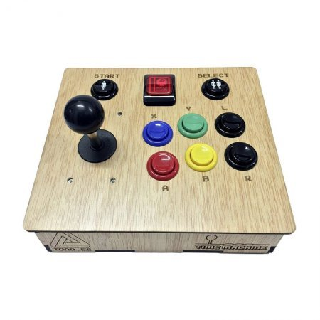 Retroconsola Toad Time Machine V3