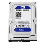 "3.5"" Disco Duro 500GB Western Digital Blue WD5000AZRZ"