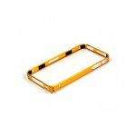 iPhone 4 / 4S IQWO Funda Bumper Aluminio Gold