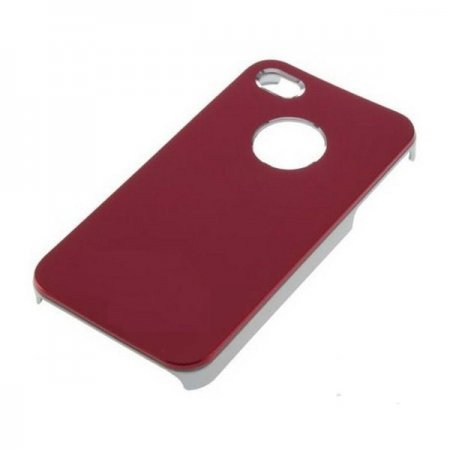 iPhone 4 / 4S IQWO Air Jacket Rojo