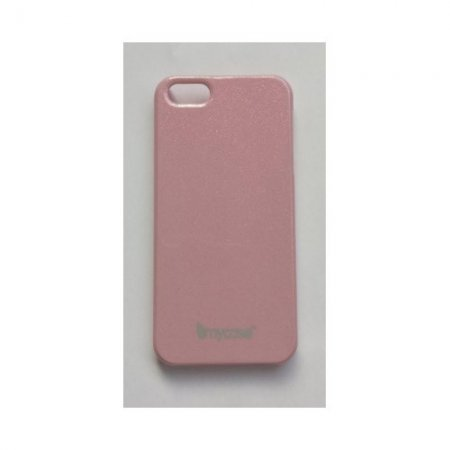 iPhone 5 IQWO Funda Luminiscente Rosa Brillante