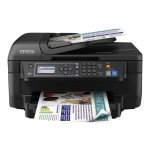 Impresora Epson Multifuncion WorkForce WF-2650DWF Wifi