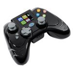 Xbox 360 Mando Inalambrico WildFire V4 EVO LCD - Negro