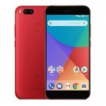 "Xiaomi Mi A1 5.5"" 4GB 32GB Rojo - Global Version"