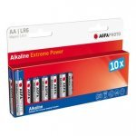Pilas Alcalinas AA Agfaphoto pack 10uds (LR06)