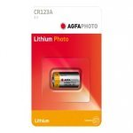 AgfaPhoto Lithium Photo Battery 3V (CR123A)