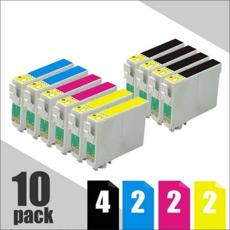 Full Set T0128x 10 pcs Compatible Premium Ink Cartridge