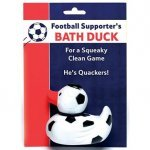 Football Supporters Bath Duck