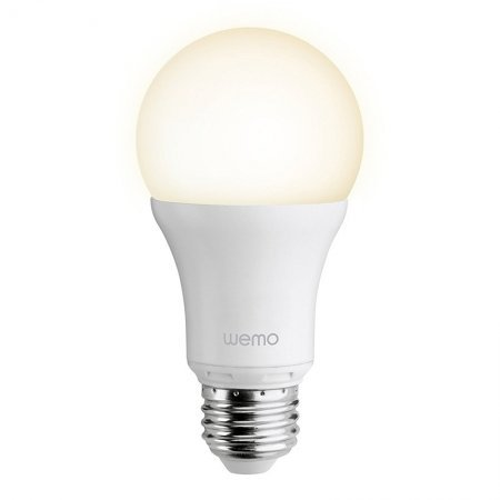 Bombilla Belkin Wemo Smart LED E27 9.5W
