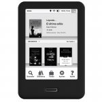 "Ebook 6"" BQ Cervantes 3 8GB Negro"