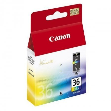 Canon Original Ink Cartridge CLI-36CL Tricolor