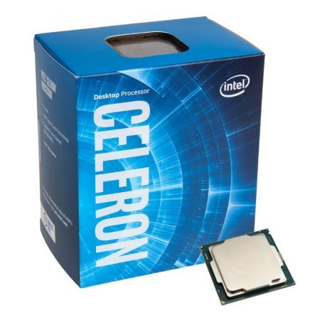 CPU Intel Celeron G3930 2.9GHZ 2MB LGA1151
