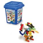 Juguete educativo Artec Blocks Bucket 220 Colores vivos