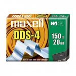 DDS-4 4mm 150m 20/40GB Maxell