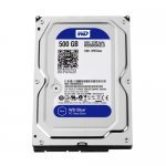"3.5"" Disco Duro 500GB Western Digital Blue 32MB 7200rpm 6.0Gb/s"