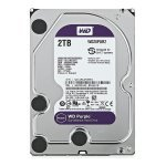 "3.5"" Disco Duro 2TB WD Purple WD20PURZ SATA3 64MB 6Gb/s"
